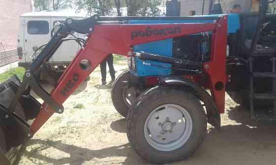 Робокоп скоро завоюет все тракторы планеты Актобе