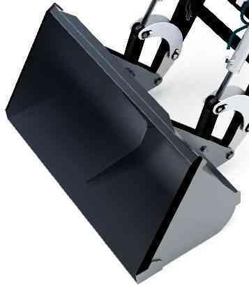 Ковш 0, 6 м3 для Робокоп 1.0 ; Робокоп 1.2 доставка из г.Актобе