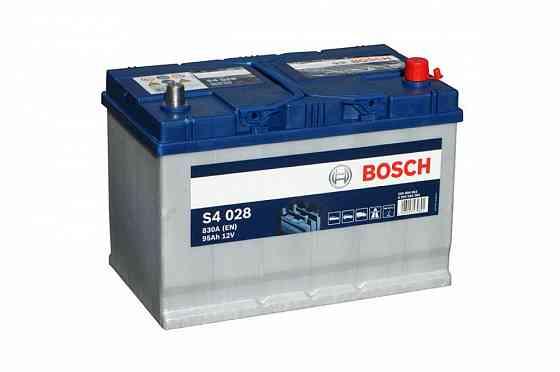 Аккумулятор Bosch 595404 95Ah - доставка из г.Актобе