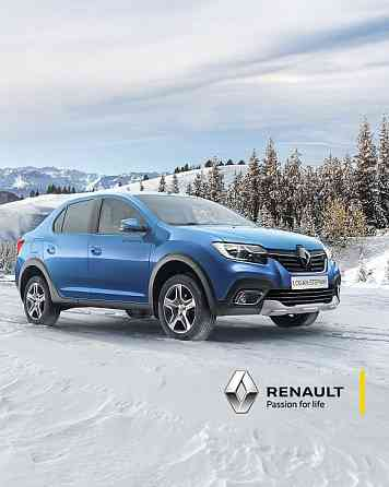 Renault, автоцентр Актобе