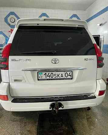 Toyota Land Cruiser Prado 120 2007 года Актобе