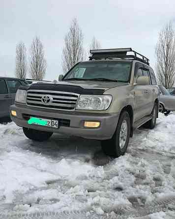 Toyota Land Cruiser 100 2007 года Актобе