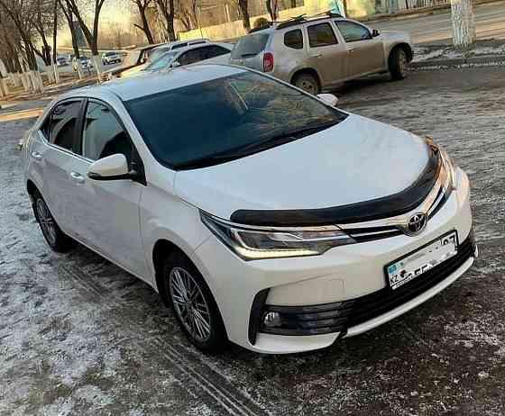 Toyota Corolla 2018 года Актобе