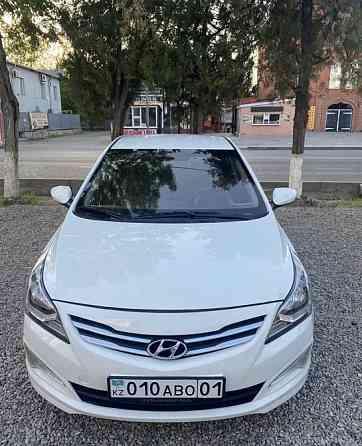 Hyundai Accent, 2015 года в Шымкенте  Шымкент