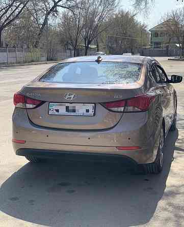 Hyundai Elantra, 2015 года в Алматы  Алматы