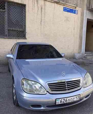 Mercedes-Bens S серия, 2000 года в Шымкенте  Шымкент