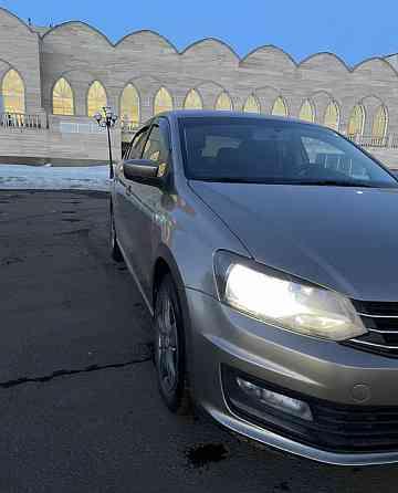 Volkswagen Polo, 2016 года в Алматы  Алматы