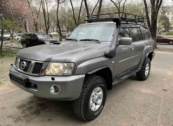 Nissan Patrol, 2004 года в Алматы  Алматы