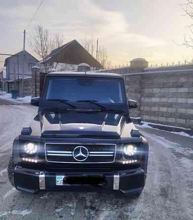 Mercedes-Bens G серия, 2010 года в Алматы  Алматы
