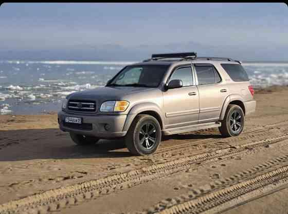 Toyota Sequoia 2009 года Капшагай