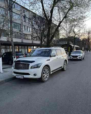 Infiniti QX, 2013 года в Алматы  Алматы
