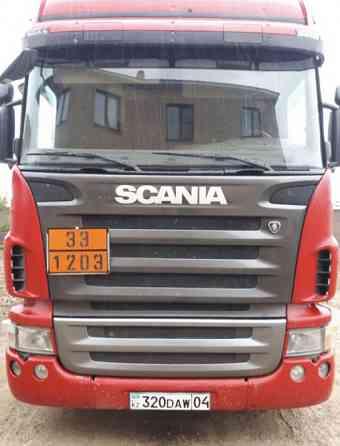 Продам SCANIA тягач 2008 год Актобе