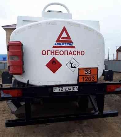 Продам полуприцеп Цистерна ГРАЗ Актобе