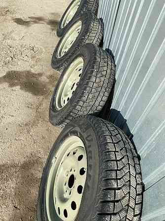 Продам срочно зимние шины viatti R14 185/70 Актобе