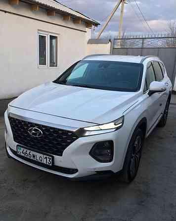 Hyundai Santa Fe, 2020 года в Туркестане Turkestan