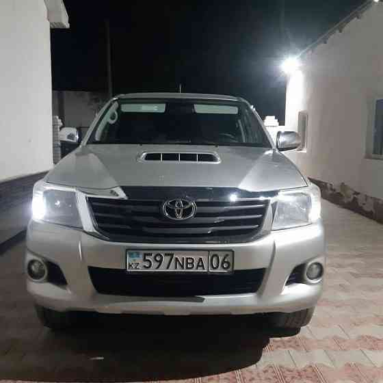 Toyota Hilux Pick Up 2013 года Атырау