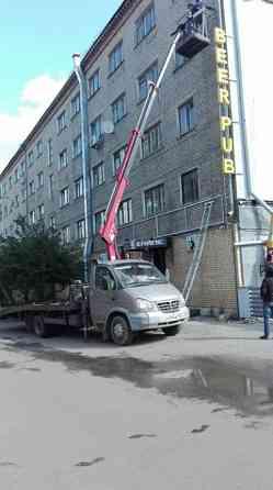 6тыс час...УСЛУГИ Вышки , автовышки , манипулятора эвакуатора, ямобура, Астана (Нур-Султан)