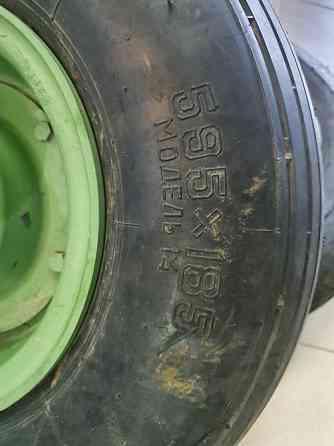 Колеса от самолёта Актобе